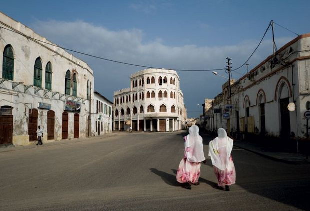 Credit Clara Vannucci, A view of Massawa